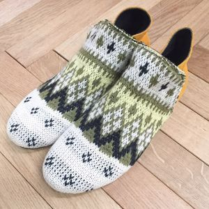AW  STORAMA ONE-OFF KNIT SHOES