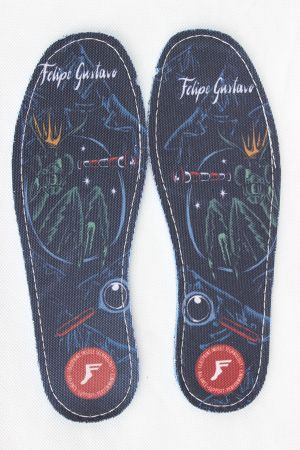FP INSOLE KING FOAM INSOLES FELIPE GUSTAVO ILLUMINIST 5mm