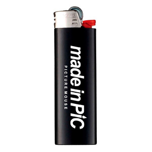 lighter ■ made in PIC (BLACK)