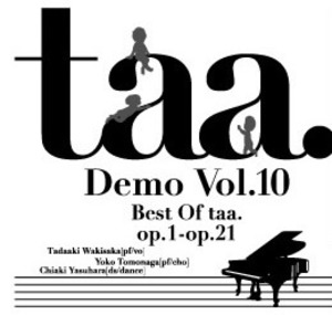 1st Full album CD (12曲)『 BestOf taa. op.1-op.21 』
