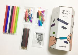DIY PEN KIT 12colors  _ monAmi 153