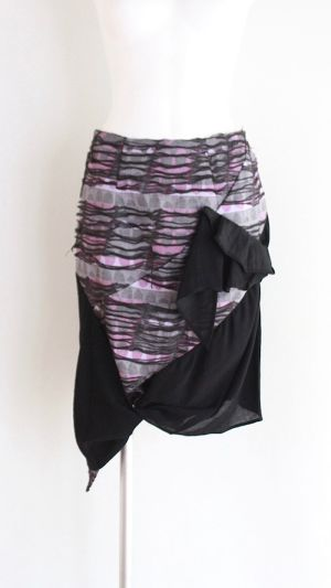 30%off HISUI Cocoon Skirt