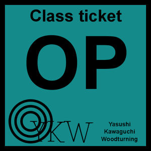 YKW OP ticket