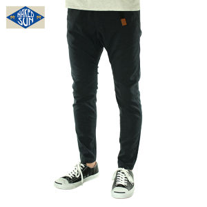 017007004(FLEXIBLE EDGED PANTS)CHARCOAL