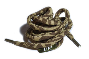 "Shoelace belt ""MUK"""