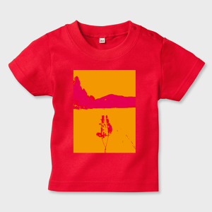 Outrider dogsled Kids Tee