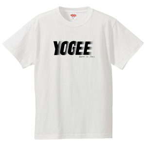 YOGEE SPORTS TEE (White)