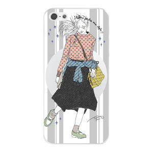 [iPhone 5/5S/SE ケース] mix style