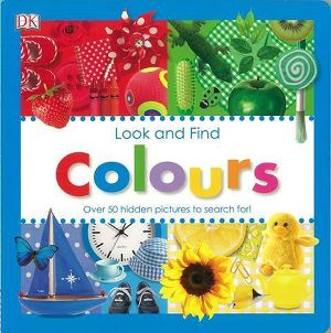 Colours−Look and Find