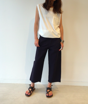 86106022 Cotton/Linen Pants