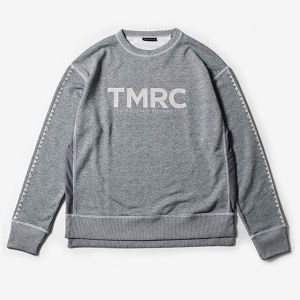 MMA TMRC Side Mesh Crew (Mix Gray)