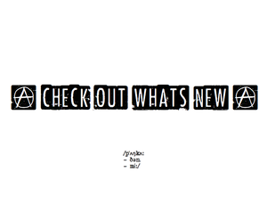 CHECK OUT WHATS NEW!!!