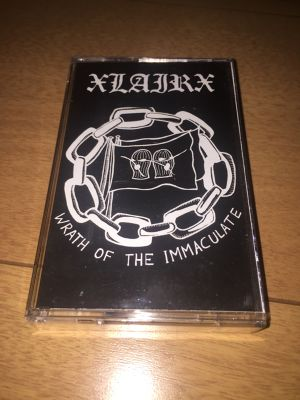 xLAIRx - Wrath Of The Immaculate TAPE