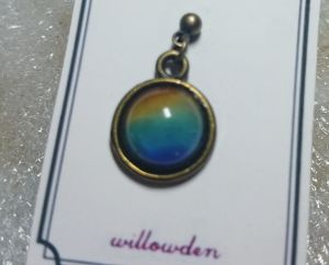 【willowden】片耳ピアス