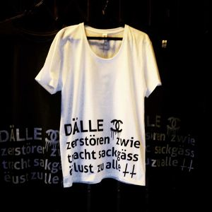 【DALLE】u-neck / 2nd <white・M>