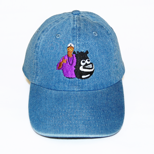 "Stitch by Stitch ""Who Me"" Cap"