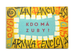 《SOLD OUT》ヤルミラ・フェンスロヴァー「KDO MA ZUBY?」1960年