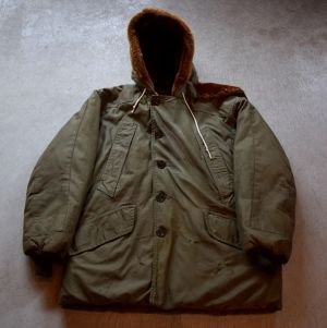 "40's vintage USAF B-9 ""REED PRODUCTS INC"" JKT"