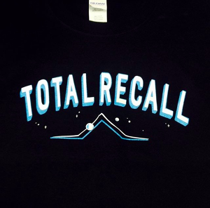 """CHEAPTIMES """"TOTAL RECALL"""" Long Sleeve T"""
