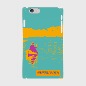 Outrider Indian canoe smartphone case