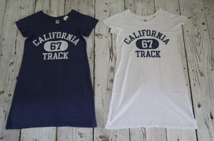 HOLLYWOOD RANCH MARKET CALIFORNIA TRACK ワンピース