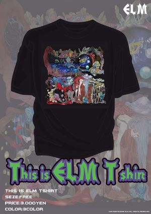 This is ELM Tシャツ
