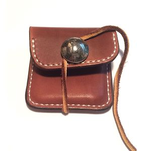 OTO Coin Case (Brown)