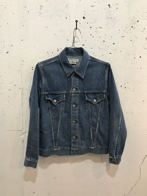 REMI RELIEF DENIM 3rd JACKET(ナチュラル加工)