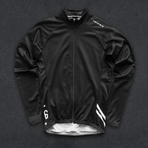 TWIN SIX the classic long sleeve jersey / black SIZE:M
