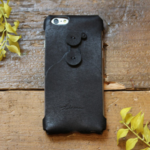 iPhone Dress for iPhone6/6s / BLACK (プエブロ)