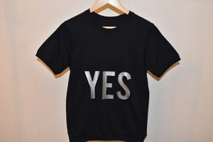JAGGY YES Tシャツ
