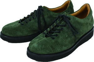 REPLANT Suede Mountain Boots Low