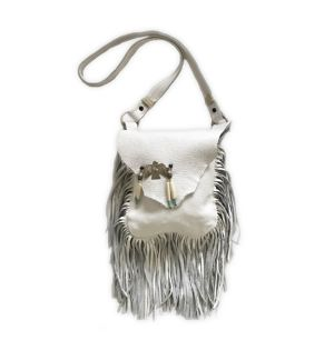 Thunderbird shoulder bag (white)