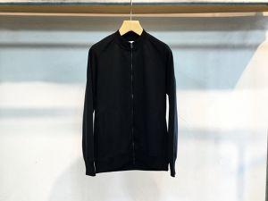 "CURLY""BRIGHT ZIP CREW BLACK"""