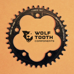Wolf Tooth chainrings