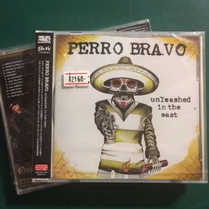 PERRO BRAVO/unleashed in the east (CD)