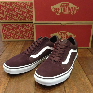 "VANS / ヴァンズ | ☆再入荷☆ "" OLD SKOOL "" - IRON BROWN"