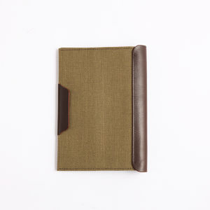 Postalco/Book Cover/Olive Green【店頭在庫あり】