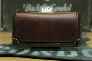 """CHROMEXCEL Wallet"" Long,Brown,type3"