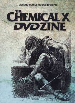v/a / chemical x zine dvd