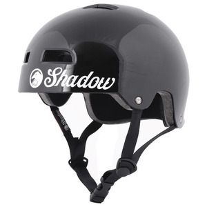 THE SHADOW CONSPIRACY CLASSIC HELMET GLOSS-BLACK YOUTH