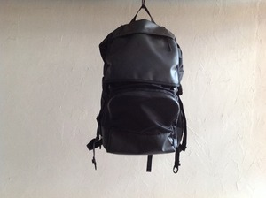 "bagjack""NXL rucksack for overriver Black"""