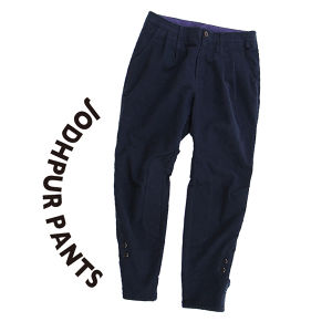 Jodhpur pants[Navy]