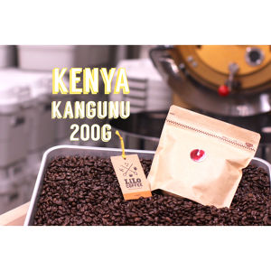 200g ケニア・Premium Specialty・Light Roast