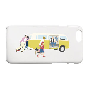 Hoover family #2 iPhone case