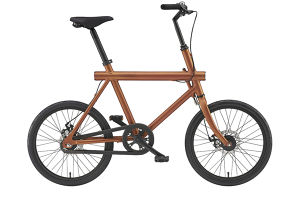 【VANMOOF】 M3 T COPPER