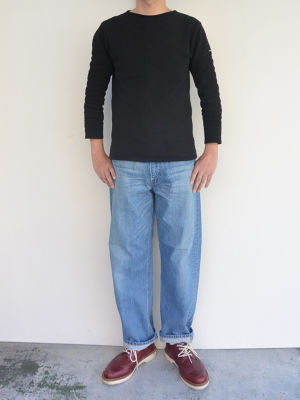 orslow オアスロウ DAD'S DENIM PANTS 2Year Wash MEN'S