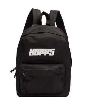 HOPPS BIGHOPPS BACK PACK  BLACK/WHITE