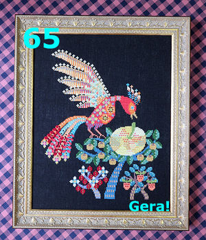 No.65 The Firebird by Russian Fairy Tales