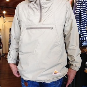 SUNNY SPORTS / サニースポーツ | Kelty x Sunny Sports PULLOVER ANORAK/Beige